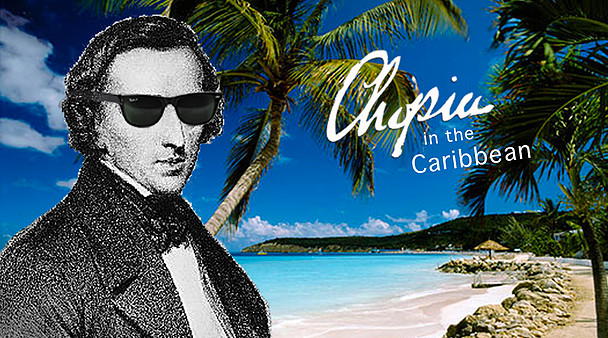 Chopin in the Caribbean: Romantic Piano Music from Cuba