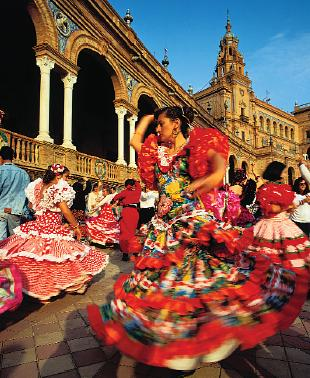 Soft air and mad beauty the city of seville latino life for Espectaculo flamenco seville sevilla
