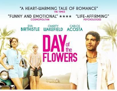 day of the flowers  dir. john roberts starring carlos acosta, Beautiful flower